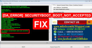 CM2 MTK BOOT FILE NOUGAT (7 0-7 1) 100% SECURITY BOOT NOT