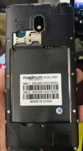 Maximum MB97 Flash File Firmware | MT6580 6.1 Hang Logo & Lcd Fixed