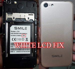 Smile Z15 BX Flash File