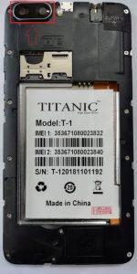 Titanic T1 Flash File