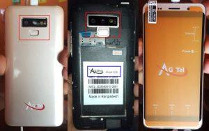 Agtel AG6 Flash File