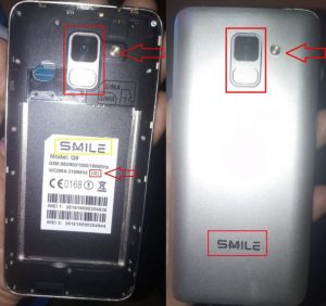 Smile Q9 Flash File