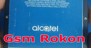AlcaTel 4047X Flash File | AlcaTel 4047X Firmware MT6580 7 0
