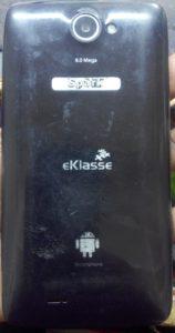 Eklasse Spark XM590 Flash File
