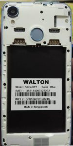Walton Primo GF7 Flash File