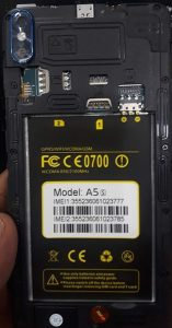 Huawei Clone A5s Flash File | Huawei Clone A5s Firmware MT6580 8.1 Stock Rom