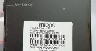 Mione X8 Pro Flash File | Mt6580 Hang Logo Fix Firmware Download