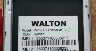 Walton Primo E9 Exclusive Secure Boot Solution Archives - ANDROID