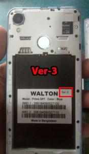 Walton Primo GF7 Ver3 Flash File