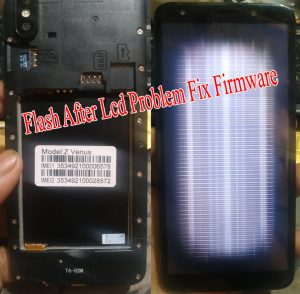 Zphone Z Venus Flash File