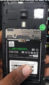 LEAGOO Z3C FLASH FILE | 8GB SP7731 HANG LOGO & DEAD FIX FIRMWARE