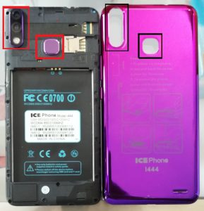 Ice Phone i444 Firmware