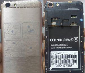 Hotwav Venus X12 Flash File   Sp7731 Blu Lcd Fix Firmware