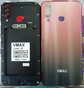 Vmax V30 Flash File 5th Version