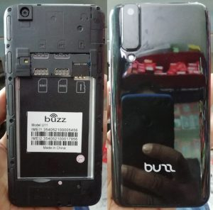 BUZZ U11 Flash File Firmware | MT6572 Stock Rom