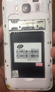 Dynamic G16 Flash File Firmware MT6580 Stock Rom