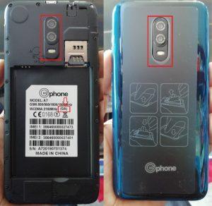 Gphone A7 Flash File (GA) Firmware Download