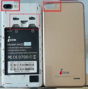 Icon IM22 Flash File Firmware All Version MT6580 Stock Rom