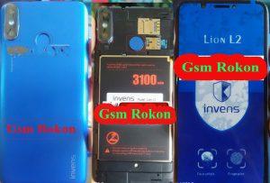 Invens lion L2 Flash File Firmware MT6580 Stock Rom