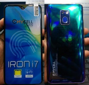 Mycell iRon i7 Flash File