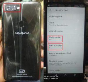 OPPO Clone A7 Flash File