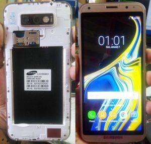 Samsung Clone Note9 Flash File