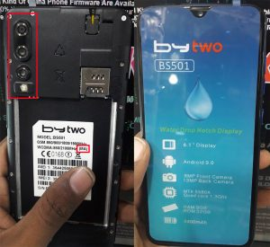 Bytwo BS501 Flash File
