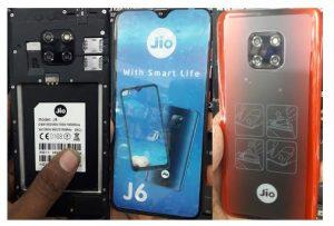 Jio J6 Flash File Firmware