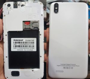 Lenosed N8 Flash File