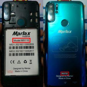 Marlax MX110 Flash File Stock Firmware Download