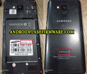 Samsung Clone J6 Flash File