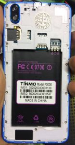 Tinmo F3000 Flash File Stock Firmware Download