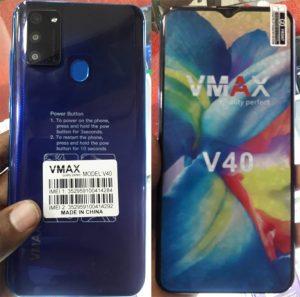 Vmax V40 Flash File