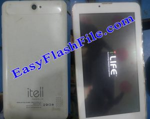 iTell K3300W Flash File