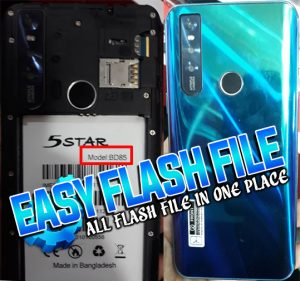 5Star BD85 Flash File