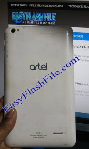 Artel Next Tab Flash File