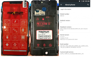 Maximum MB102 Flash File
