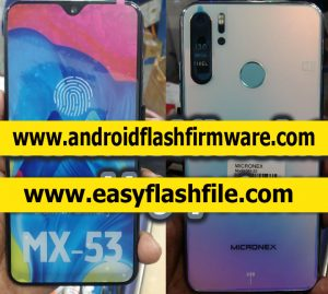Micronex MX-53 Plus Flash File