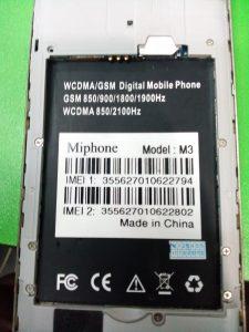 Miphone M3 Flash File