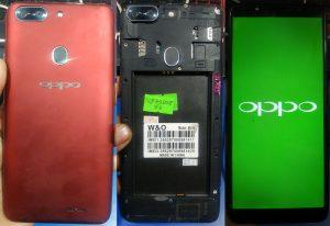 Oppo Clone WO Max8 Flash File