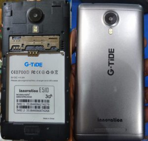 G-Tide E510 Flash File