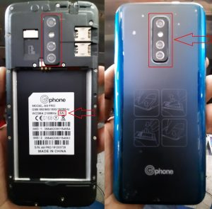 Gphone A9 Pro Flash File