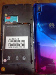 Huawei Clone A10 Flash File
