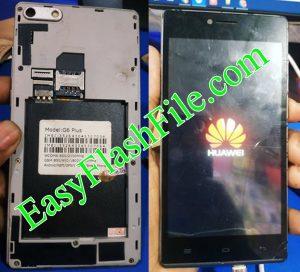 Huawei Clone G6 Plus Flash File