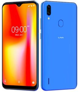 Lava Z93 Plus Flash File