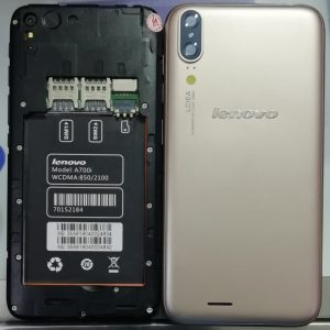 Lenovo Clone A700i Flash File