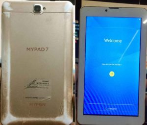 Myfon Mypad 7 TAB Flash File
