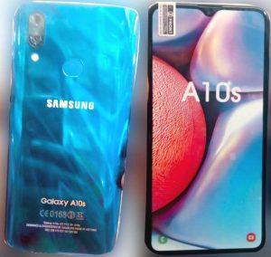 Samsung Clone A10s Flash File