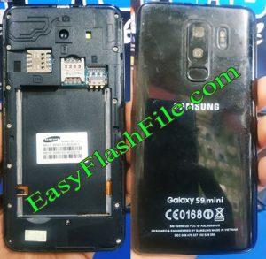 Samsung Clone Galaxy S9 Mini Flash File