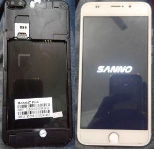 Sanno i7 Plus Flash File